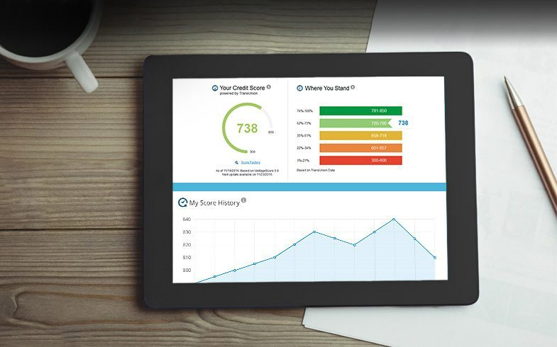 Chase Credit Score App