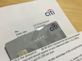 Using Citi Price Rewind: How to Get the Most Money Back