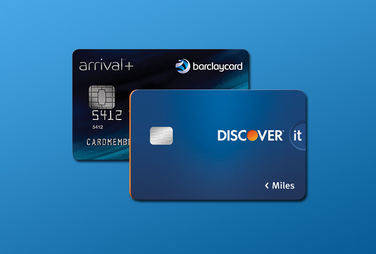 Discover it® Miles Vs. Barclaycard Arrival Plus™ Travel Credit Card Review