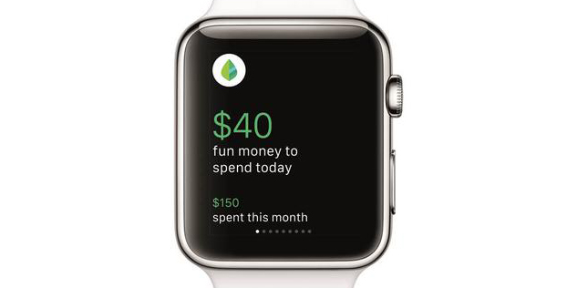 Mint does what it does best... only this time, it's on your wrist.
