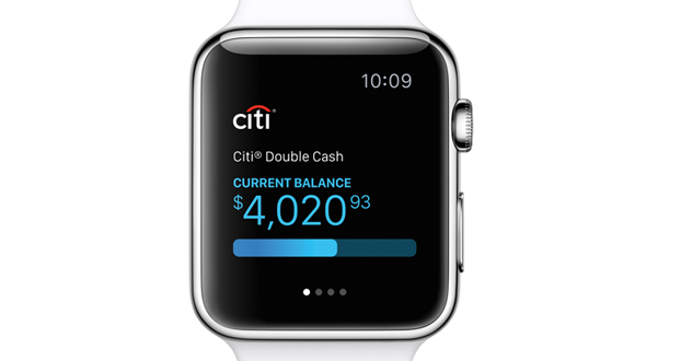 Citi Mobile Lite shows account balances without logging in.