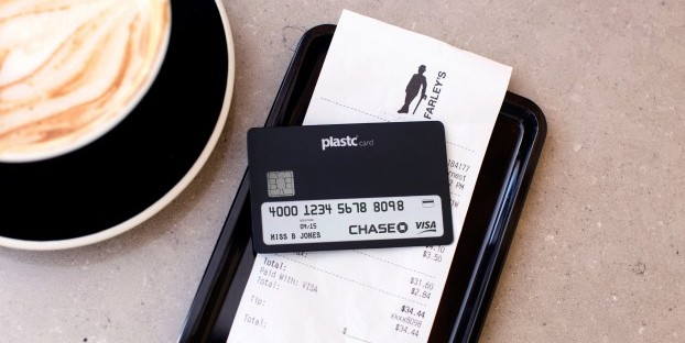 Plastc is promises to have an EMV chip for safer shopping.