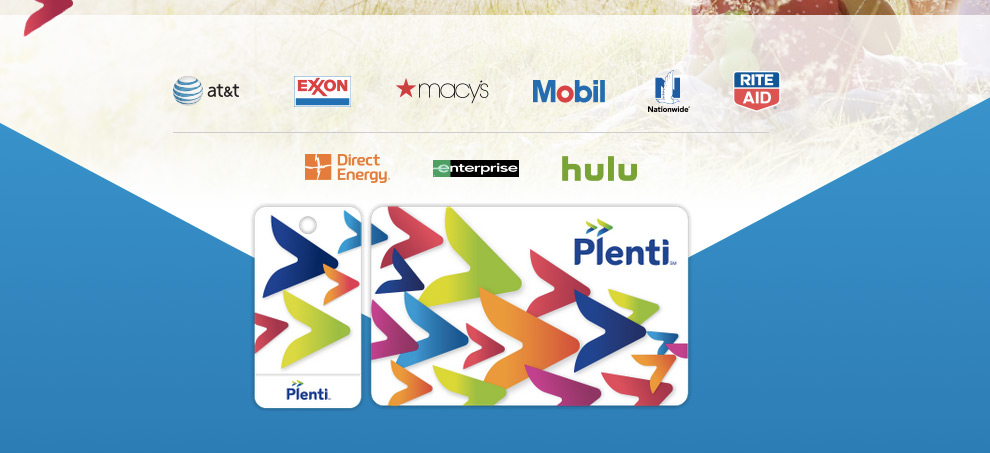 How to Get Extra Credit Card Rewards With a Plenti Loyalty Card