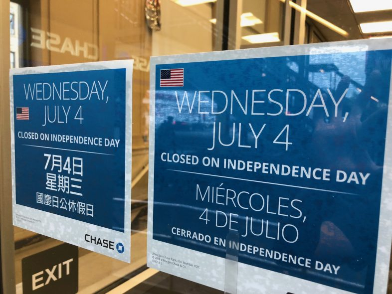 Are Banks Open on the Fourth of July?