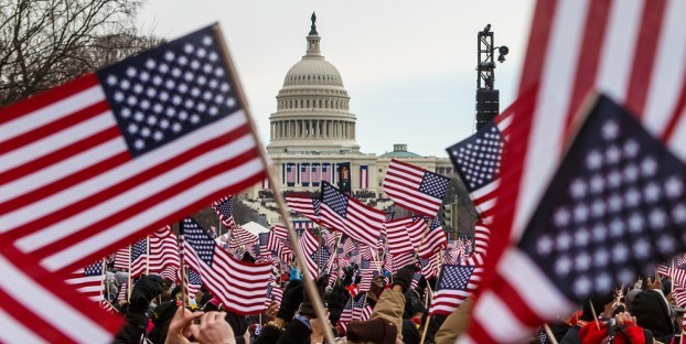 Outside and having fun celebrating the Fourth of July? You can still conduct banking on-the-go. Photo: Shutterstock
