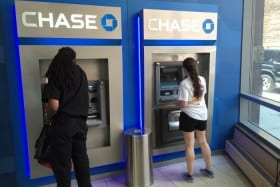 Small moves can go a long way, even for tiny things such as an ATM visit.