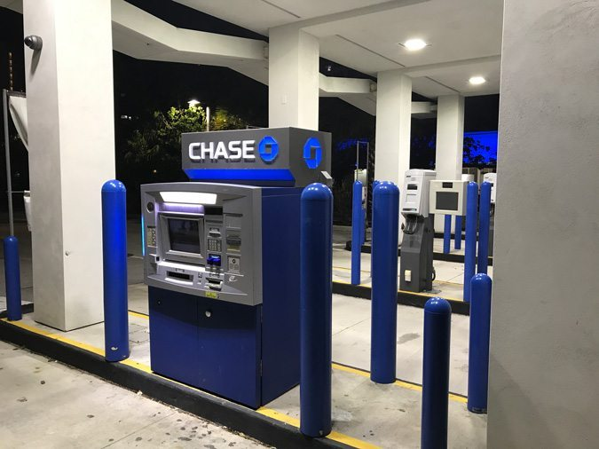 Chase Bank ATMs