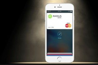 Radius Bank on Apple Pay