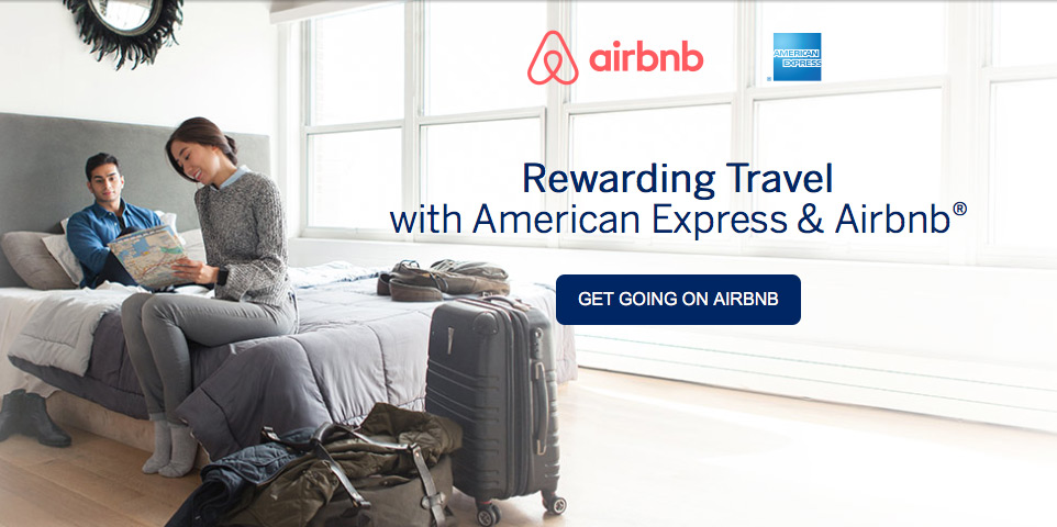 American Express Partnership with Airbnb