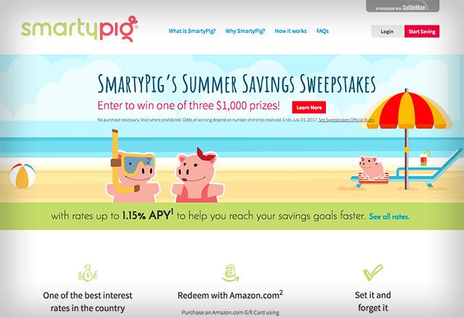 SmartPig Website