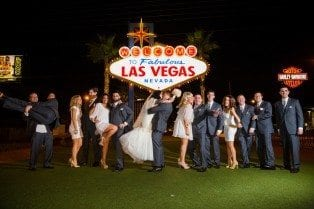 Wedding in Vegas