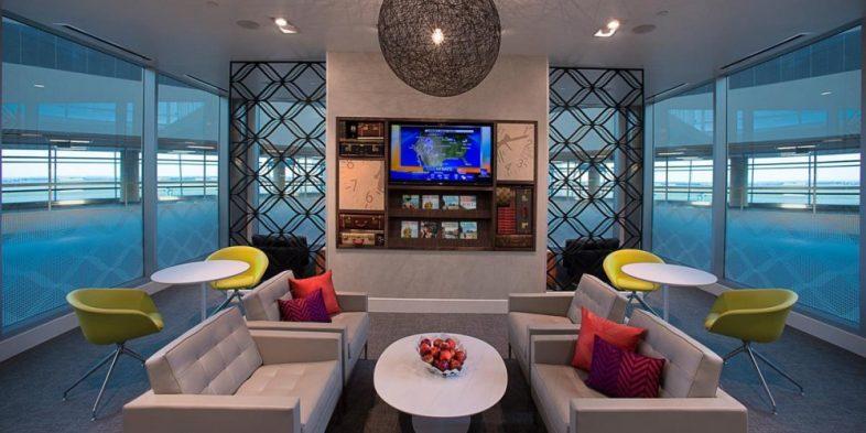 The Centurion Lounge Dallas, Fort Worth