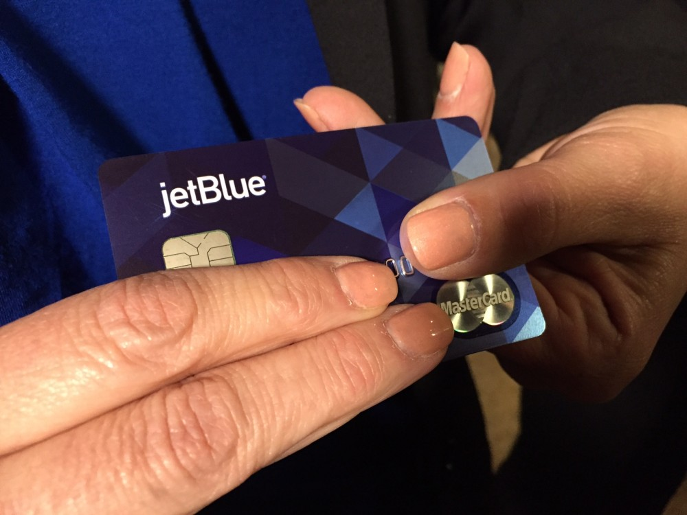 JetBlue Plus Credit Card from Barclaycard and MasterCard