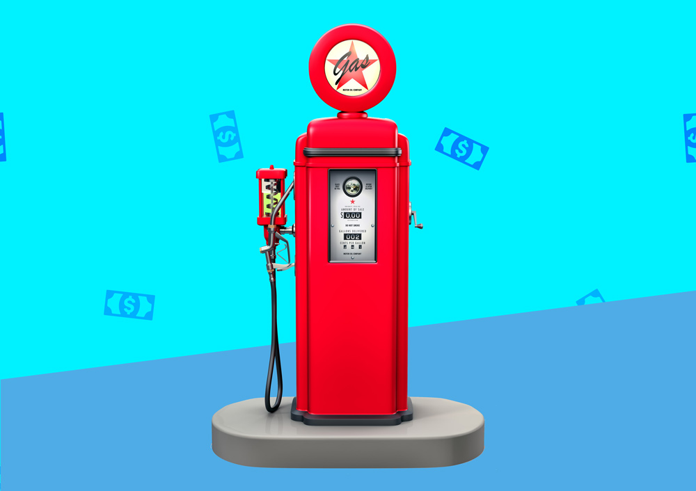 2018's Best Credit Cards for Gas Stations