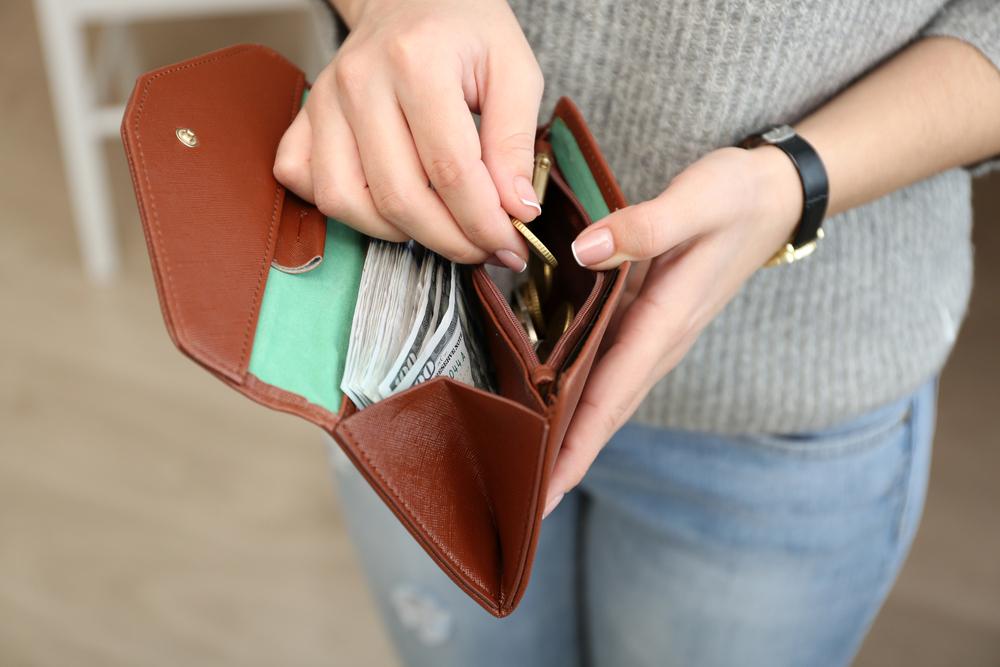 wallet millennials