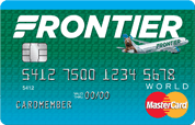 frontier master card annual fee card