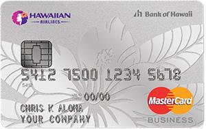 Hawaiian Airlines Business MasterCard