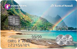 Hawaiian Airlines World Elite MasterCard