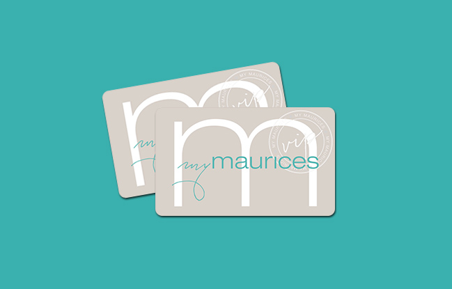 Maurices Store Credit Card