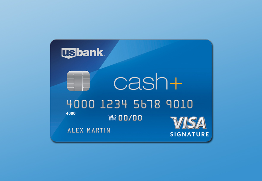 U.S. Bank Cash+™ Visa Signature® Credit Card Review