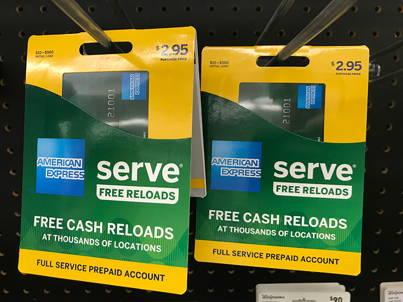 American Express Serve Prepaid Card 6 Review - Is it Good