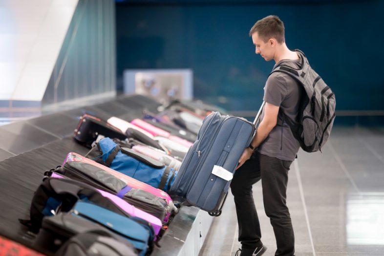 conveyor luggages