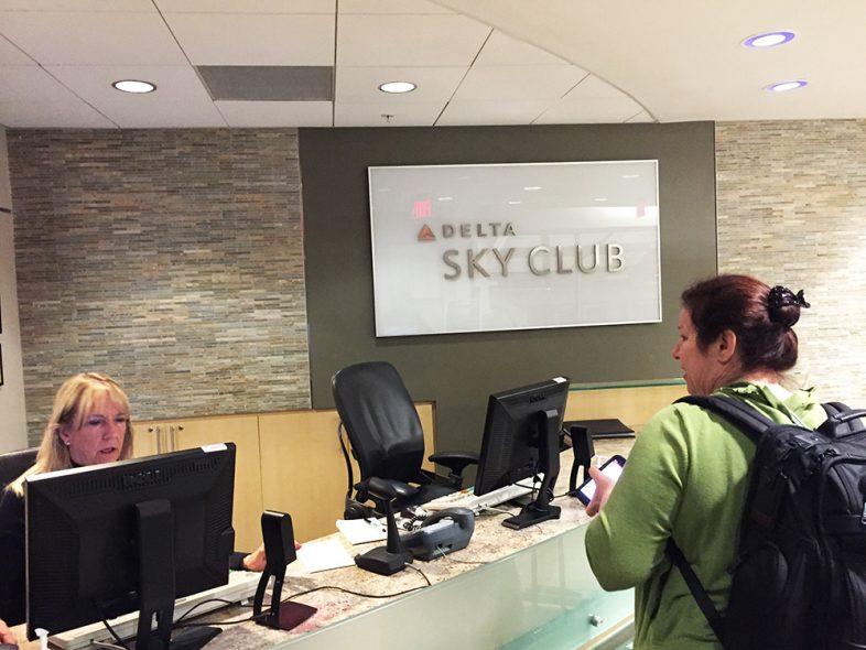 Delta Sky Club RDU