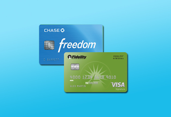 Fidelity® Rewards Visa Signature® Card vs Chase Freedom®: Which Is the Better Cash Back Option?