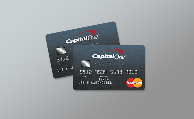 Credit Score Capital One