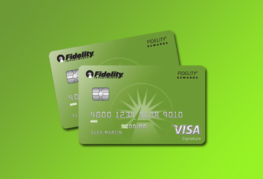 How to Save More With the Fidelity® Rewards Visa Signature® Card