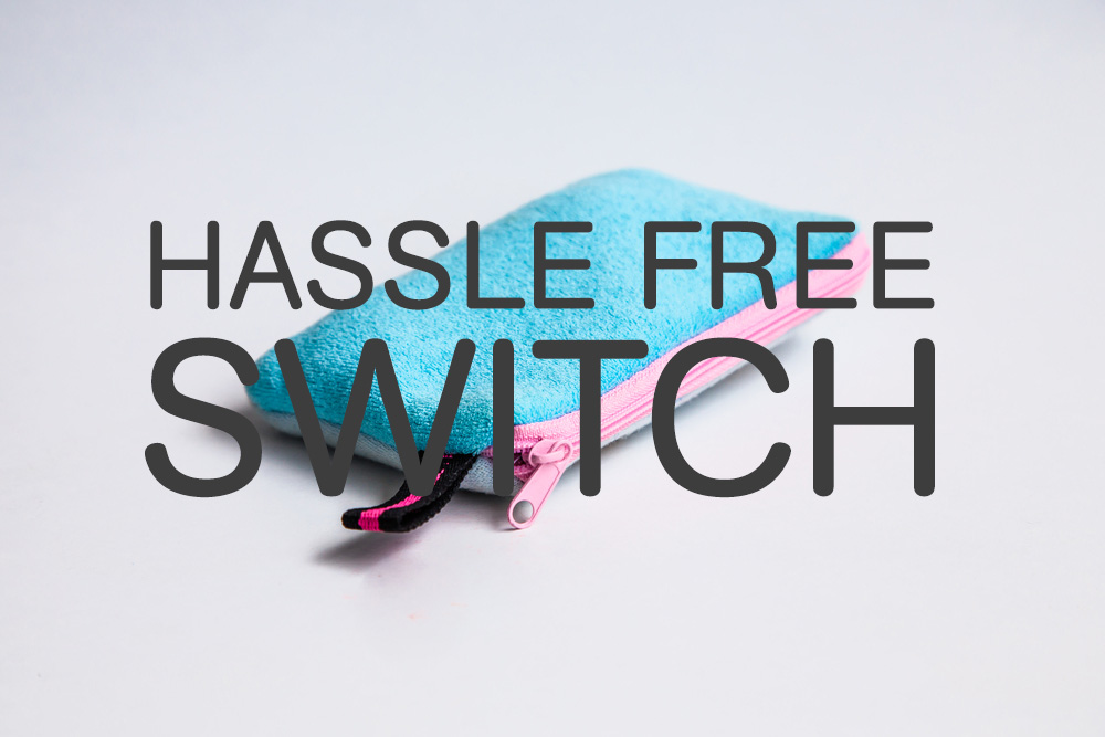Switching banks