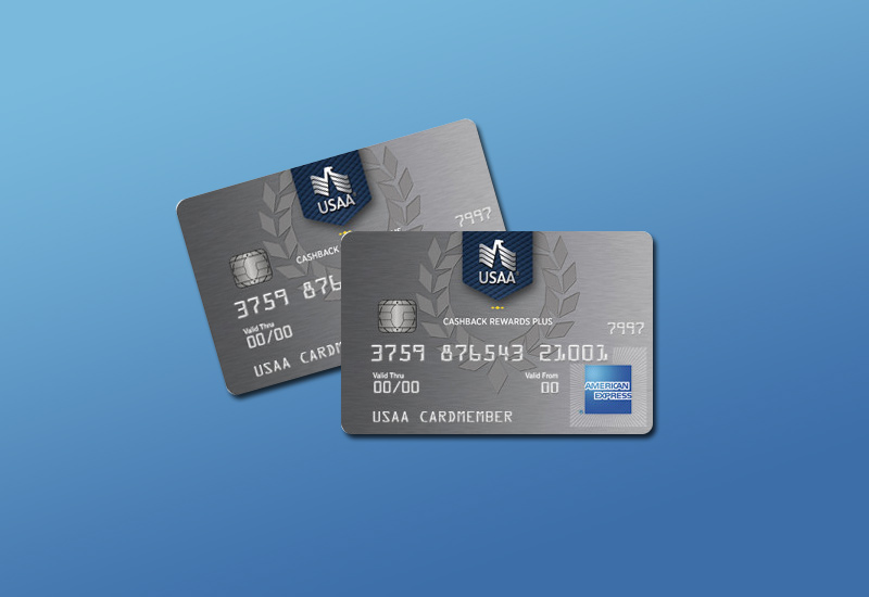 USAA Cashback Rewards Plus American Express® Credit Card Review