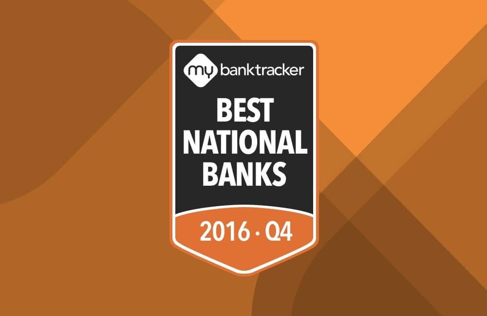 Best National Banks 2016