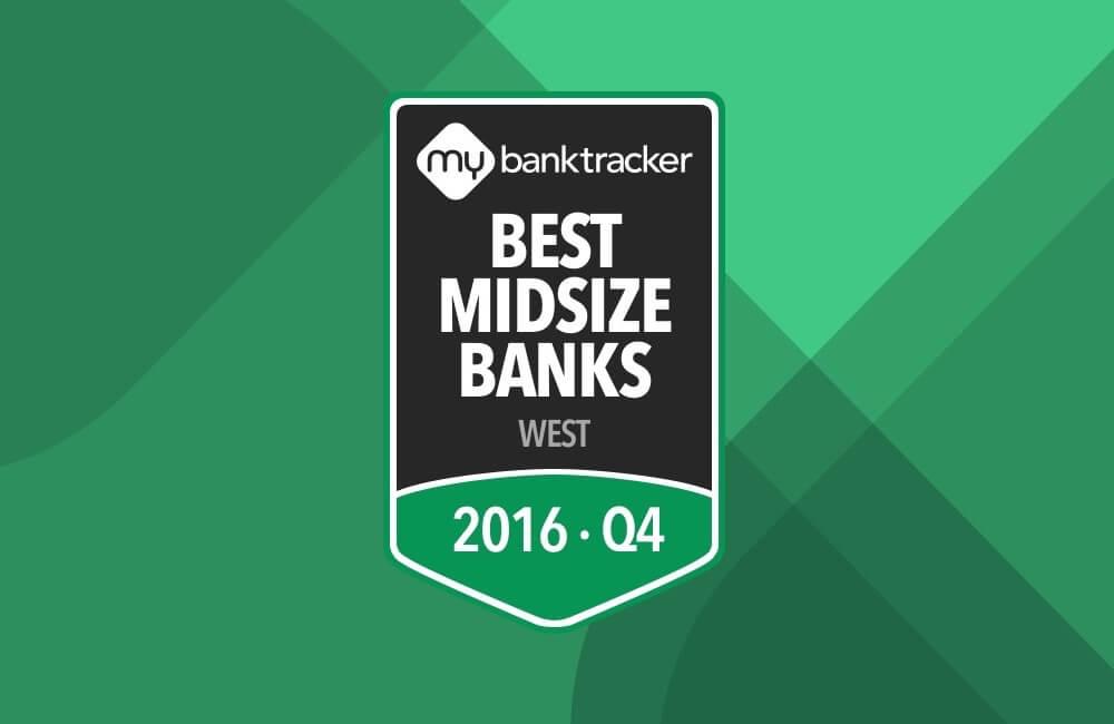 Best Regional Bank West