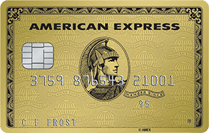 Gold Card from American Express