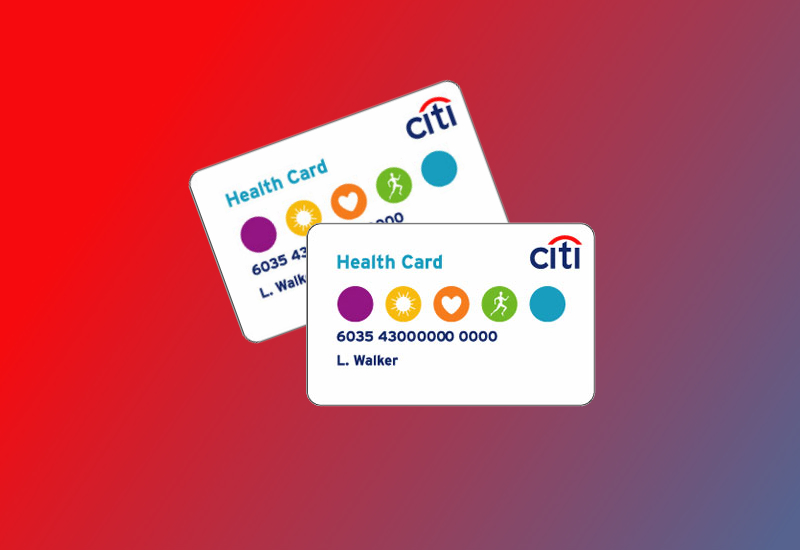 What is the Citi Health Credit Card?