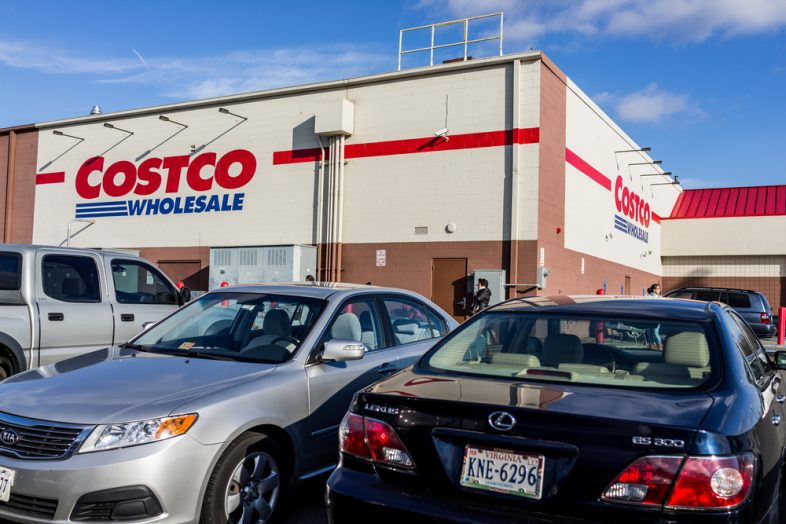 credit cards acceptance at Costco