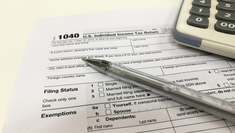 Savings Accounts Taxes