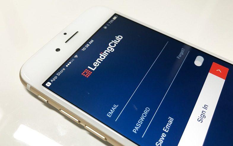 Lending Club App