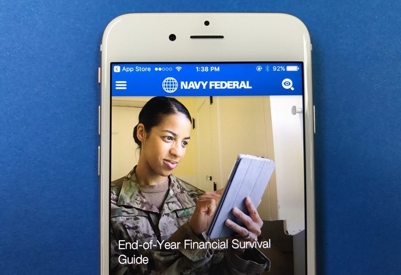 Navy Federal Credit Union Savings Account Review