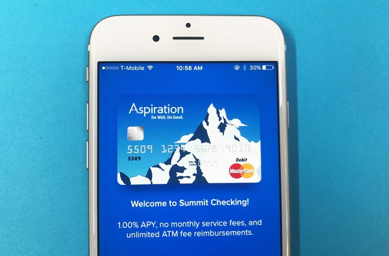 Aspiration Bank App
