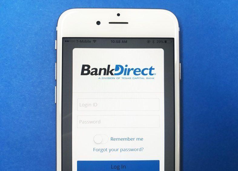 BankDirect App