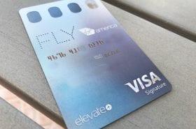 Virgin America credit card