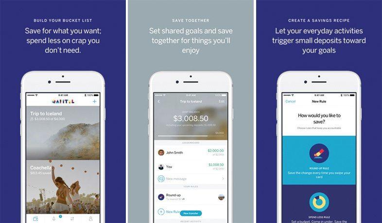 qapital app features