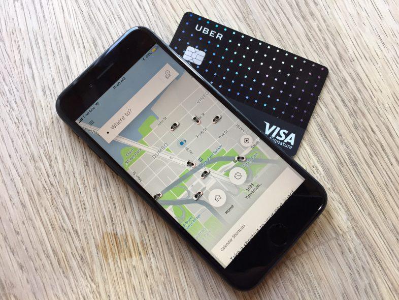 Uber Visa Rewards Credit Card Review