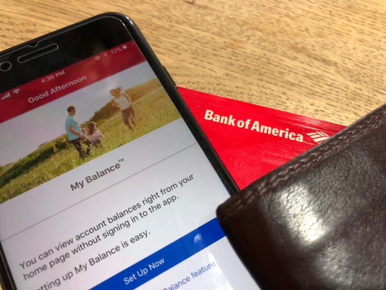 Which Credit Report Does Bank of America Pull?