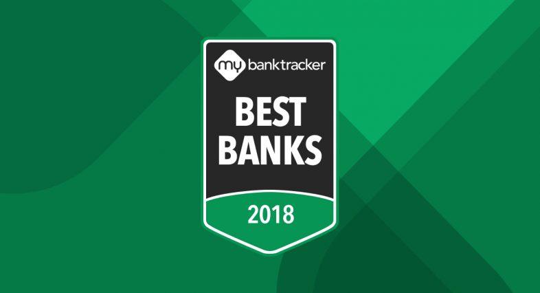 MyBankTracker Best Bank Awards for 2018