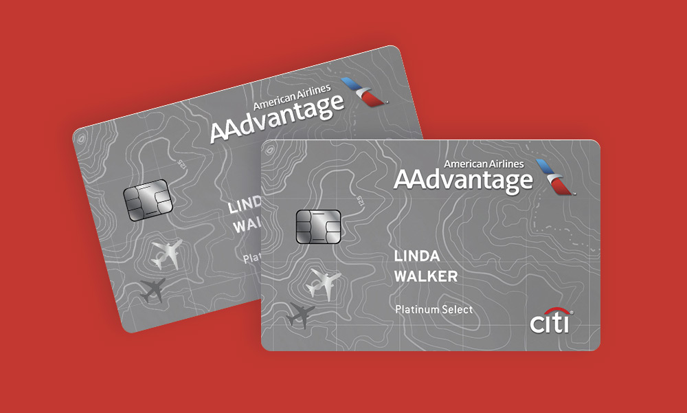 Citi / AAdvantage Platinum Select