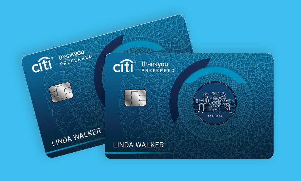 Citi ThankYou Preferred Credit Card