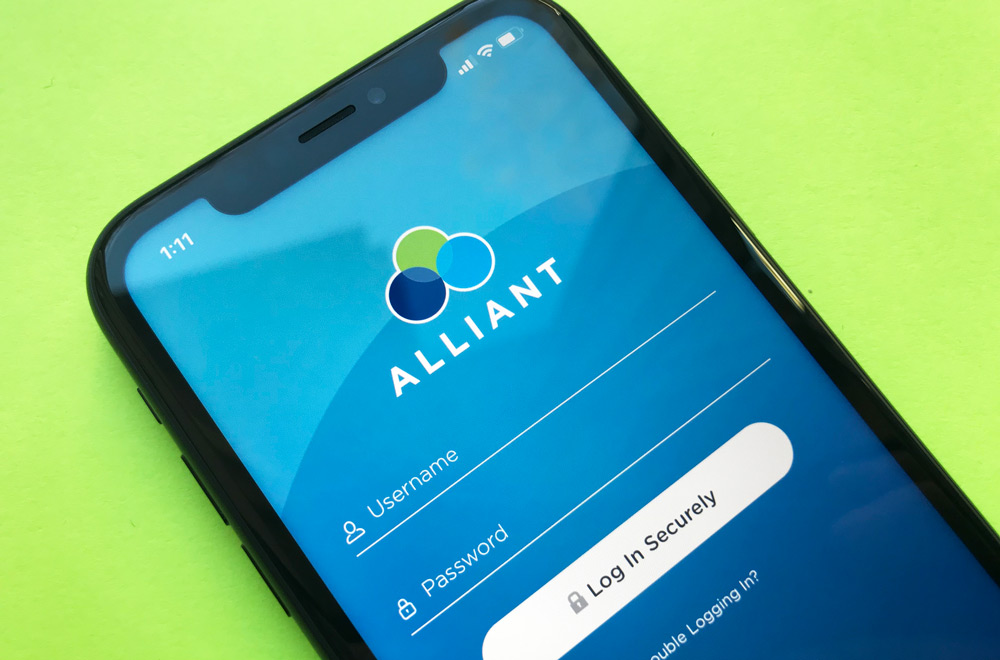 Alliant Credit iPhone App